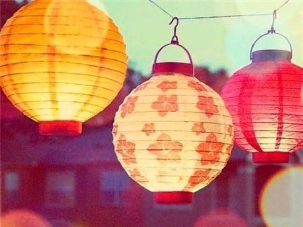 元宵节花灯图片展示_设计图分享
