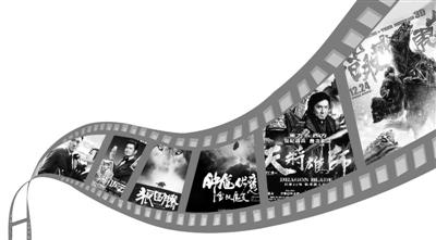 在春节档的强劲推动下,刚刚过去的2月份,在最短的天数里创下了最高的单月票房纪录。有数据显示,今年2月份中国内地电影市场票房最终报收40.5亿元,首次超越美国市场,跃居世界第一。