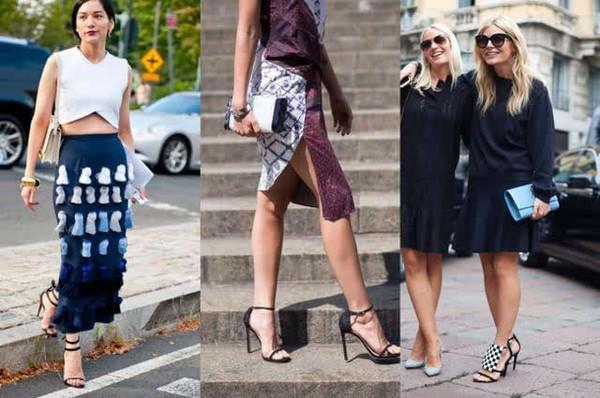 鞋子与服装的搭配_你的高跟鞋穿对了吗?奉上七种高跟鞋搭配经典法则