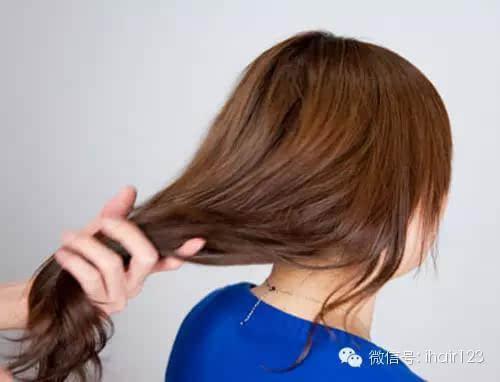 发簪盘发图解教程(1)图片