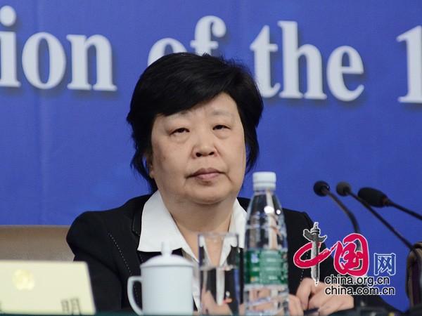 全国政协委员唐晓青