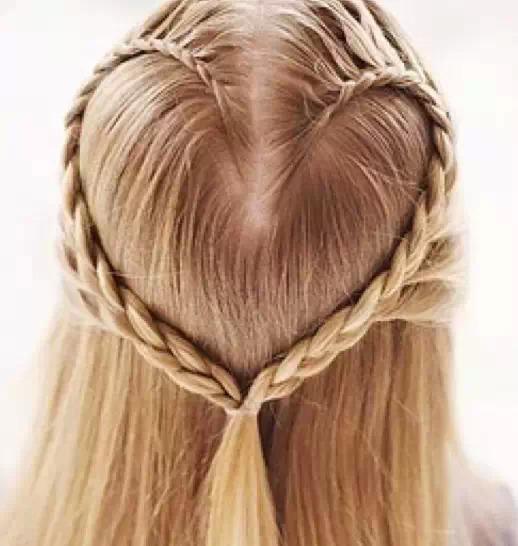 生个女儿就要这样编头发