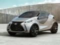 [海外新车]2015雷克萨斯全新概念车LF-SA