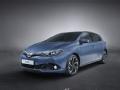 [海外新车]质感增加 2015新款丰田 Auris