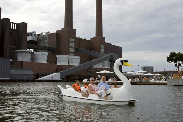沃尔夫斯堡为何是汽车城?自媒体大众之旅