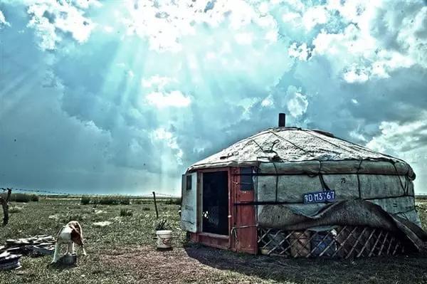 电影的拍摄地 内蒙古的乌拉盖草原 搜狐旅游 搜狐网