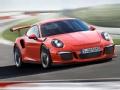 [海外新车]保时捷911 GT3 RS最大500马力