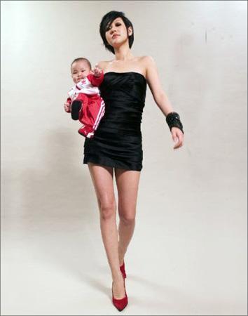 林心如产后身材恢复如初,宝妈产后如何快速恢复好身材