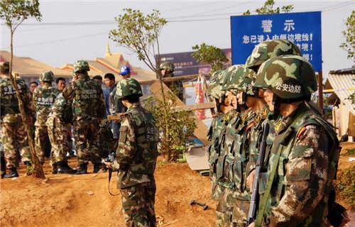 缅甸军机误炸云南村落 揭秘中缅边境线上难民营图片