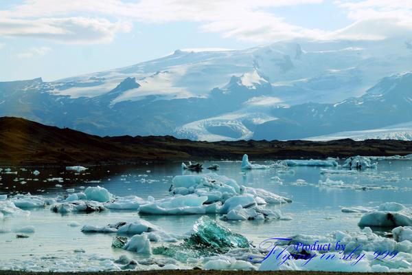 【冰岛】一个冰清玉洁的最美小镇