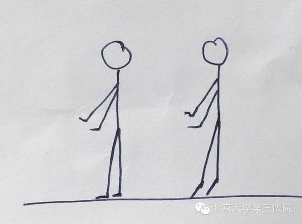 北医三院科普简笔画系列 脚扭伤 腿抽筋有啥办法