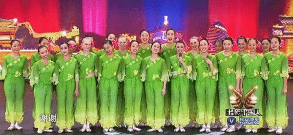 《出彩中国人》美籍华裔少女演绎《茉莉花》