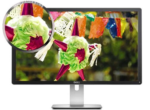 器支持的分辨率所能够显示出来的画面内容,或者说,一个4k分辨率呈现的图片