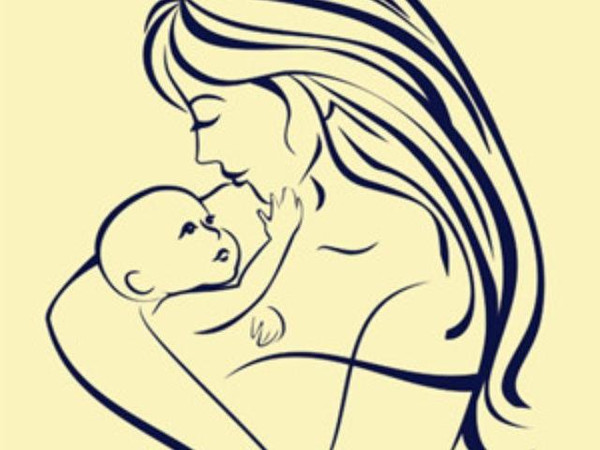 母婴品牌设计手绘