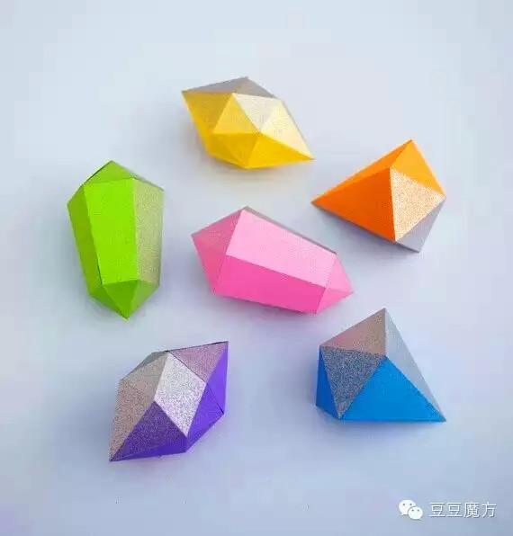 立体折纸步骤图解