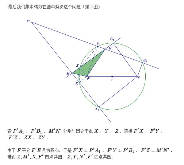 高中数学精选题(30)椭圆切线相关的重要辅助线