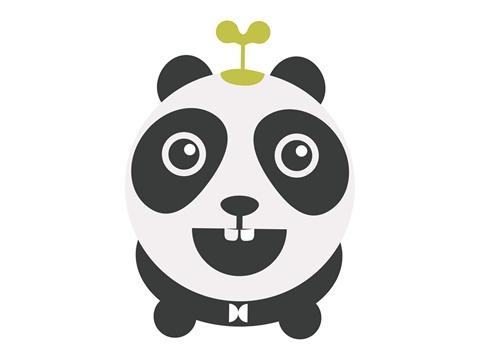 图豆家族萌宠之熊猫太吉gigi