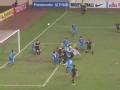 视频-黄义助头球破门 林蔡玟冲撞门将进球无效