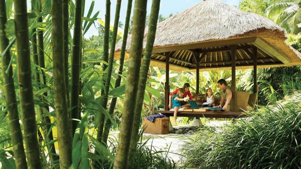 巴厘岛四季酒店图片,巴厘岛空中花园酒店