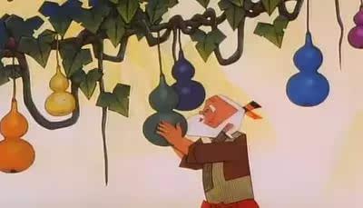 葫芦娃爷爷_瓜熟蒂落后,葫芦娃为何老头儿叫爷爷而不是爸爸?