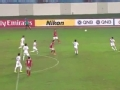 亚冠视频-郜林胸部停球回传 高拉特拔脚劲射偏出