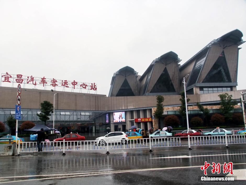 据了解,宜昌汽车客运中心2012年7月1日投入使用,与宜昌东站组成城市图片