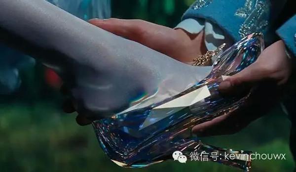 迷倒女生不仅水晶鞋美妆&美足缺一不可王子v女生?在具体哪图片