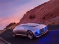 [海外新车]奔驰无人驾驶概念F015 将上路