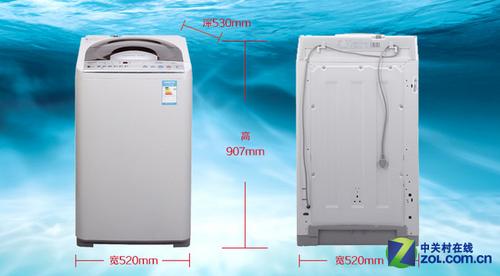 亚洲人民的最爱 8款波轮洗衣机大搜罗
