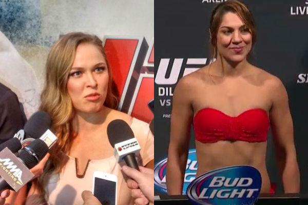 罗西VS科雷娅将领衔UFC190头条大战