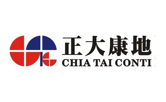正大钢结构logo
