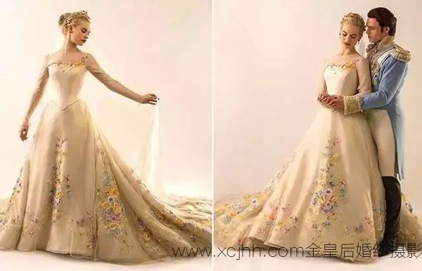 许昌金皇后欧式婚纱摄影成就你灰姑娘的梦