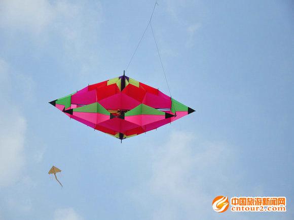 潍坊国际风筝节时间_北川第32届潍坊国际风筝节选拔赛暨首届民族风筝节开幕