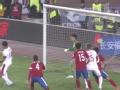 中超进球-伊沃任意球制导帕蒂尼头槌 建业2-2
