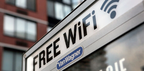 Wi-Fi有风险 入网需谨慎