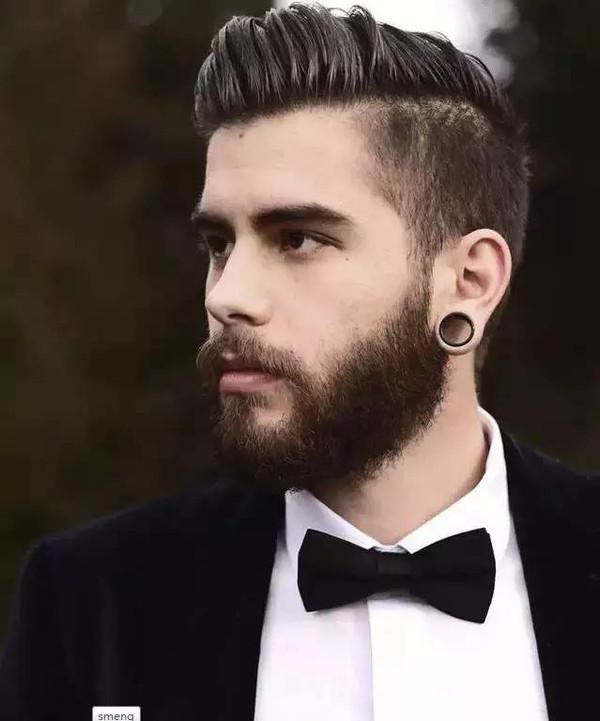 2015年最流行男神发型