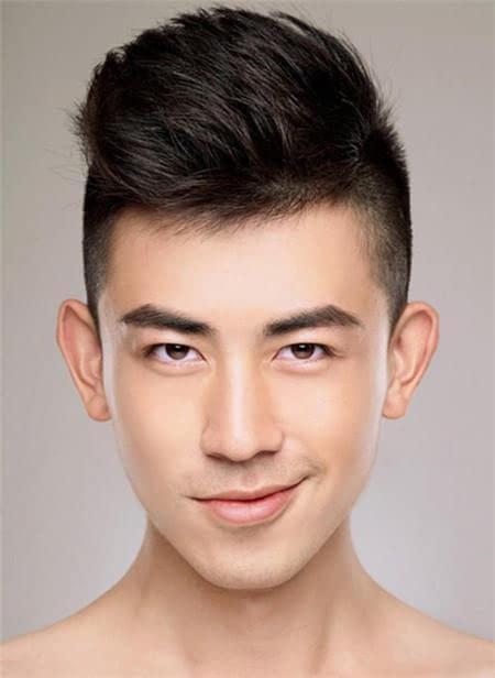 2015年最流行的男生发型,总有一款适合你,帅的不敢直视