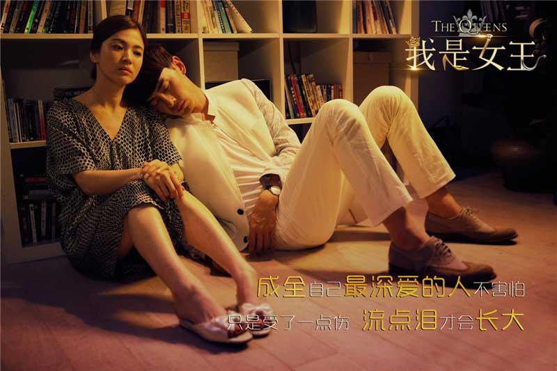 胡夏献声《我是女王》 金牌制作人陈建骐保驾护航(图)