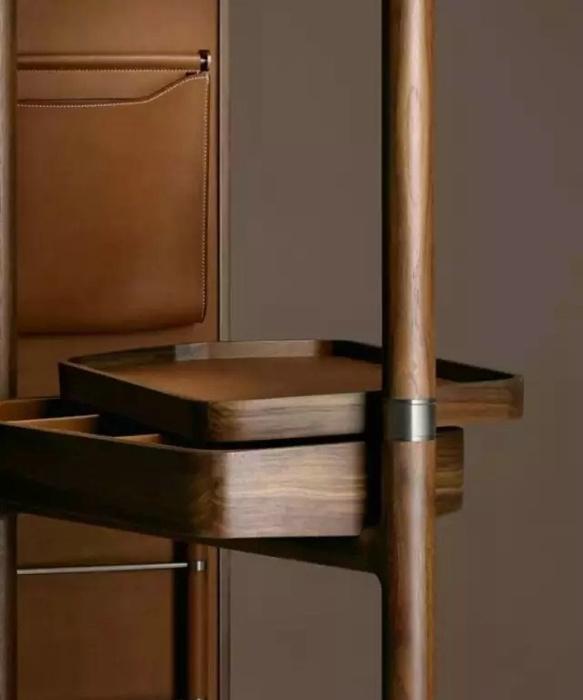 思越木结构 金木良缘 木与金属的契合