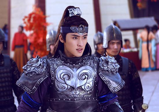 张赫加盟《武神赵子龙》