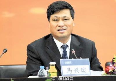 马兴瑞任深圳市委书记