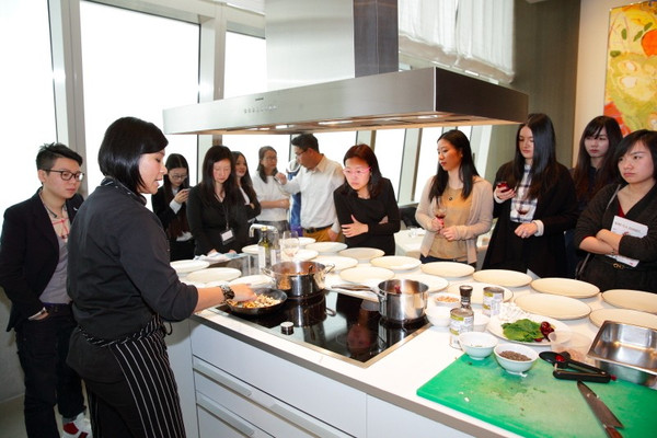和顶级名厨学做菜是一种什么样的体验?图片