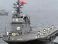 """日本""""出云""""级准航母正式服役"""