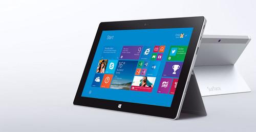 Core M处理器 Surface 2继承产品曝光