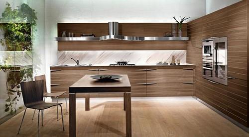 想要清洁厨房这几件工具就足够