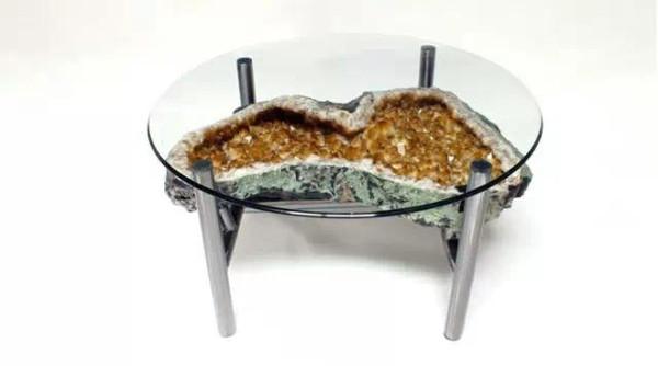 思越木结构 打动人心的桌子的设计