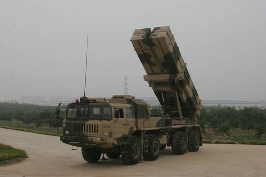 [转载]中国精确制导a300火箭炮图片