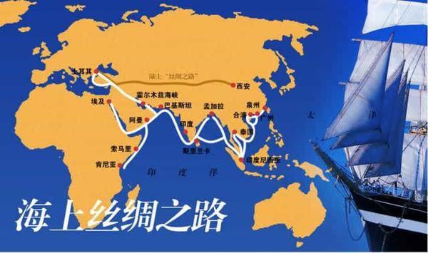 一带一路实现股民中国梦