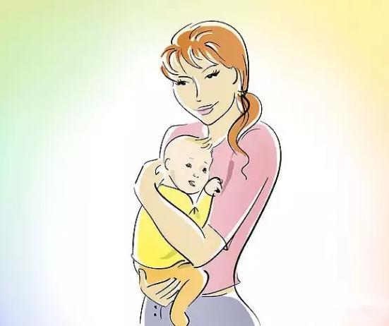 抱孩子的姿势,引发婆媳大战 如何正确抱孩子