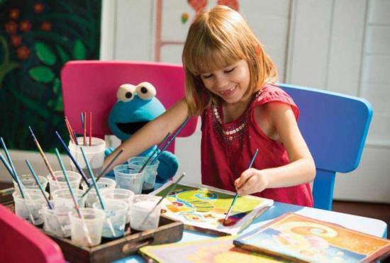 盘点儿童学画画的六大好处